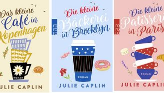 Die Kleine Backerei in Brooklyn - Julie Caplin