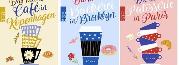 Die Kleine Backerei in Brooklyn - Julie Caplin